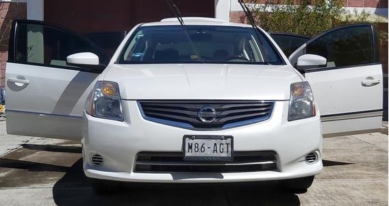 Nissan Sentra 2012 Custom 2.0 Manual 6 Vel