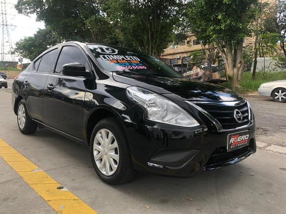 Nissan Versa 2019 Completo 1.0 Flex 19.000 Km Revisado