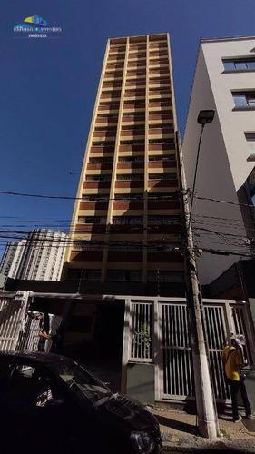 Apartamento Aluga Centro Campinas Sp - Ap1181