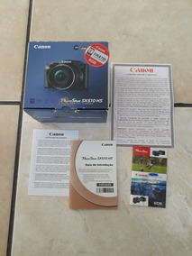 Canon Sx510hs Wi-fi