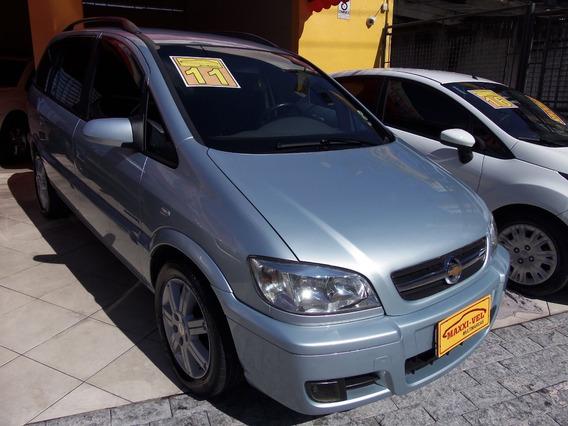 Chevrolet Zafira 2.0 Elegance 8v Fle 4p Automático Ano 2011