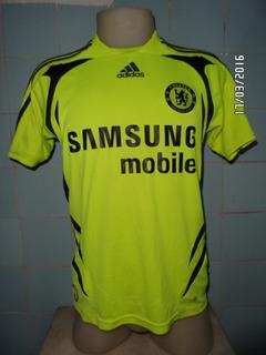 Camisa Chelsea Verde Marca Texto