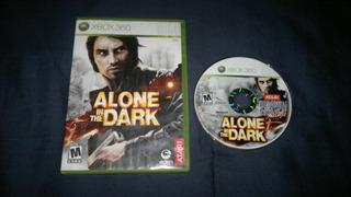 Alone In The Dark Sin Instructivo Para Xbox 360,excelente