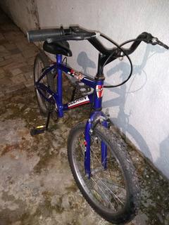Bicicleta Mountabike Para Niños Rodado 20