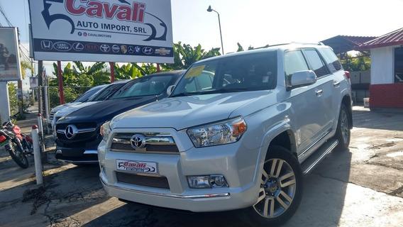 Toyota 4runner Limited 3 Filas Blanca 2013