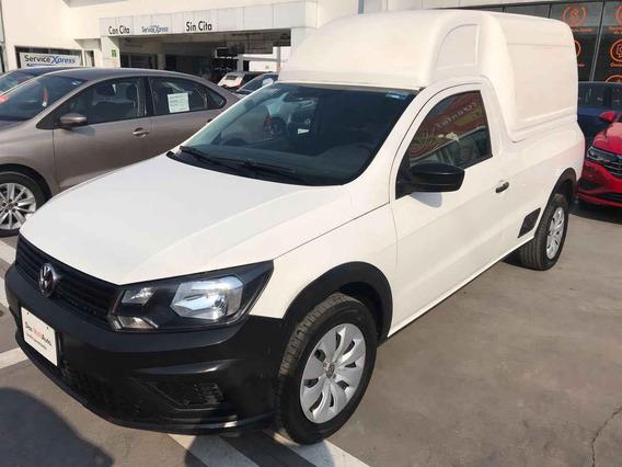 Volkswagen Saveiro 2017 2p Starline L4/1.6 Man A/a