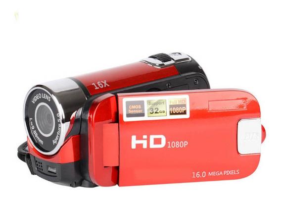 Câmera Digital Para Uso Doméstico Viagens Dv Cam 1080p Video