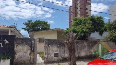 Casa Com 3 Dormitórios À Venda, 360 M² Por R$ 600.000 - Manaíra - João Pessoa/pb - Cod Ca0030 - Ca0030