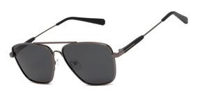 Oculos Ogrife Solar Masculino Og 1553-c Polarizado Metal