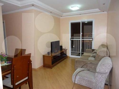 Imagem 1 de 14 de Vila Homero Thon - Apartamento Com 52 M2 - 1033-3596
