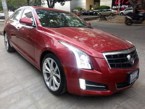 Cadillac Ats 2013 Impecable!!!