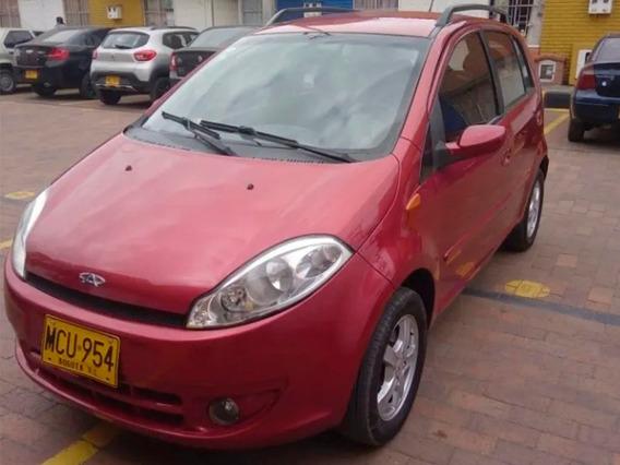 Chery Nice, 1.3 2012. Rojo 5 Puertas