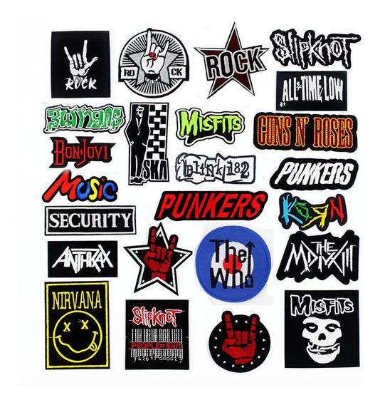 Parches De Bandas De Punk Mercadolibre Com Mx