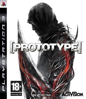 Prototype 1 ~ Ps3 Digital Español