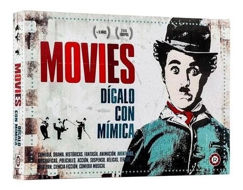 Juego Movies Digalo Con Mimica 7075 Ruibal Envio Full