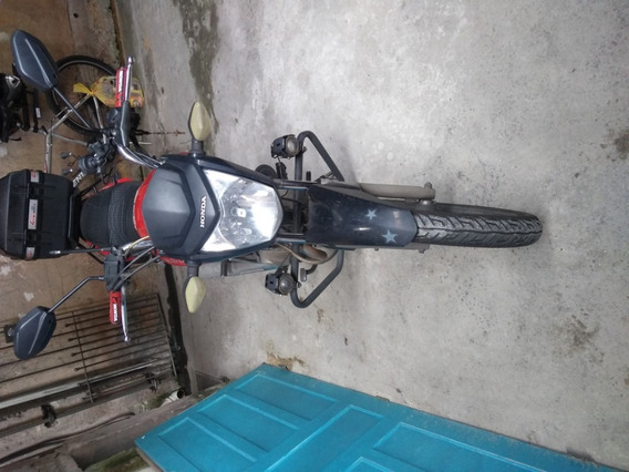 Honda Cg Fan 125 I 2016/2017
