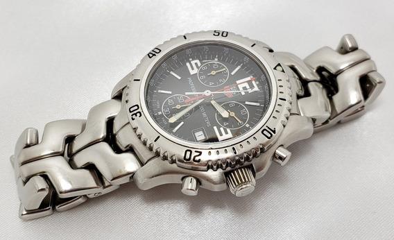 Relógio Tag Heuer Link Ct1111 Professional Swiss Original