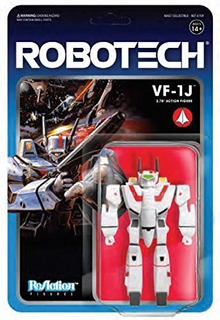 Super7 Robotech Vf-1j 10 Cm Reaction