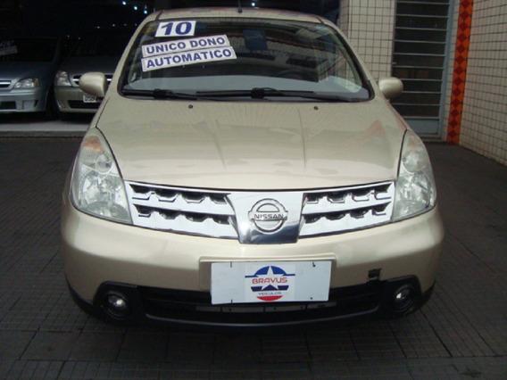 Nissan Livina Sl 2010 - Automática