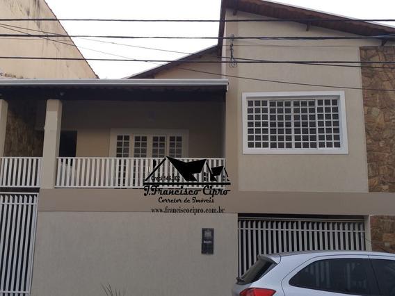 Casa A Venda No Bairro Aroeira Em Aparecida - Sp. - Cs319-1