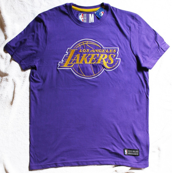 Remera L.a Lakers Original Nba Talle M