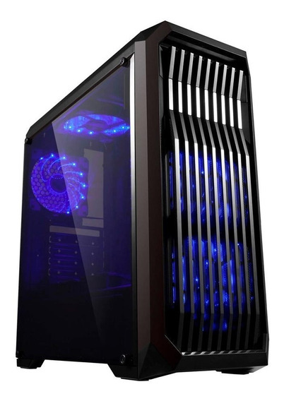 Pc I7 Gamer 3,9 Ghz 16 Gb Ram Gtx 1060 6 Gb 1 Tb Ssd 240 Gb