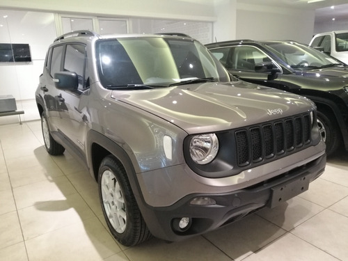 Jeep Renegade 1.8 Sport At6 My21 - Taraborelli Cars!! *