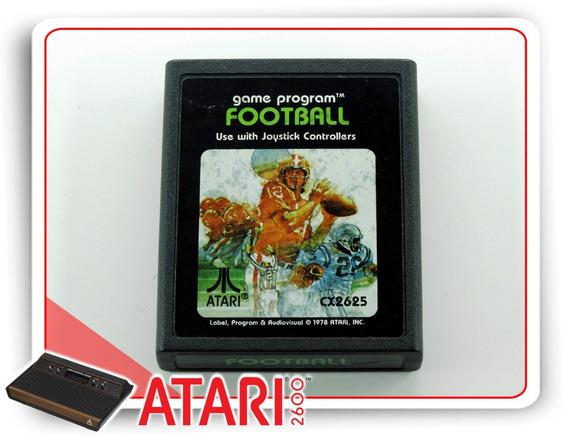 Football Cartucho Original Atari