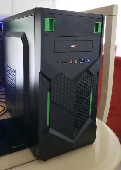 Computador Gamer Completo Com Garantia - Rx 560 4gb