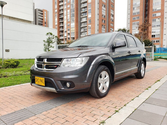 Dodge Journey Se At 2400 Cc 7 Pasajeros 2015