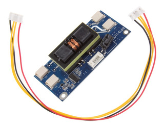 1 Pieza Inversor Lcd Universal Para Laptop 4 Boca Ccfl