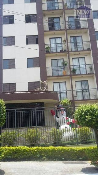 Apartamento Com 3 Dormitórios À Venda, 64 M² Por R$ 350.000 - Penha - São Paulo/sp - Ap1044