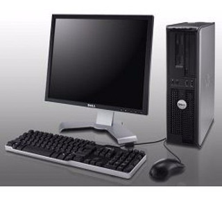 Paquete De 5 Computadoras Completas Dell Hp 320gb 4gb Ram