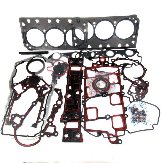 Jogo Kit Juntas Motor Omega Australiano 3.8 V6 12v 99 04