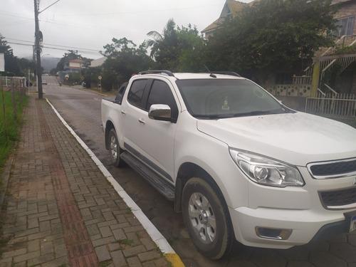 Chevrolet S10 2014 2.4 Ltz Cab. Dupla 4x2 Flex 4p