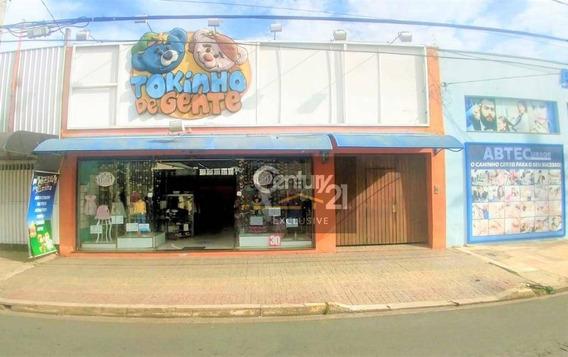 Ponto Comercial + Casa Na Avenida 24 De Maio, Indaiatuba! - Sl0011