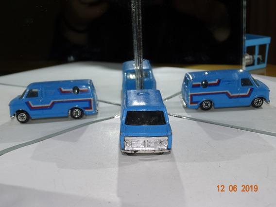 Yatming Delightful Van B116