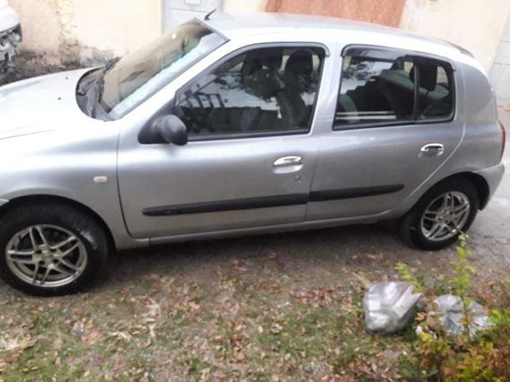 Renault Clio 1.0 16v Expression Hi-flex 5p 2007