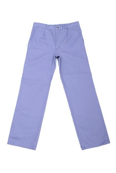 Pantalon De Trabajo Ombu 100% Algodón