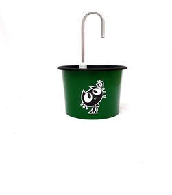 Bebedouro Gato - Plástico - Tipo Fonte + Brinde Comedouro