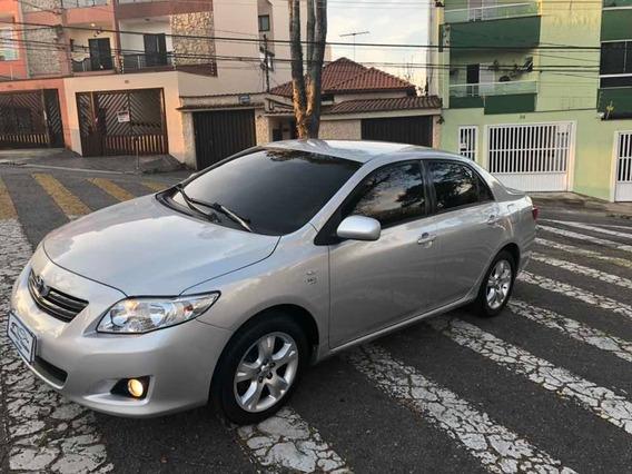 Toyota Gli Automatica 2011 S/ Entrada
