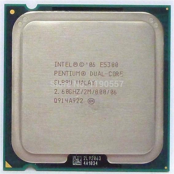 Processador Pentium Dual Core E5300 2.60 Ghz (usado)
