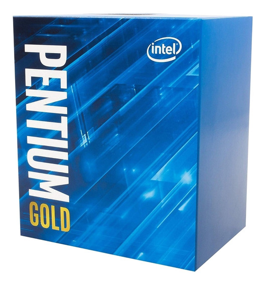 Procesador Intel Pentium Gold G5420 BX80684G5420 de 2 núcleos y 3.8GHz de frecuencia con gráfica integrada
