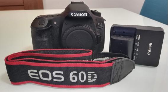 Canon 60d + Lente 50mm 1.8 Apenas 11 Mil Cliques