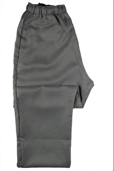 Pantalon Para Chef Unisex Mascota Excelente Calidad