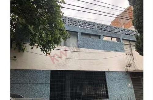 Predio Con Uso De Suelo Mixto Con H3 En Venta, Letrán Valle, Benito Juárez