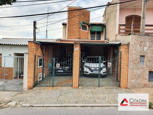 Imagem 1 de 15 de Oportunidade, Casa Na Sta Rosalia, 3 Dorm (2 Suíte) - Ca1645 - Ca1645