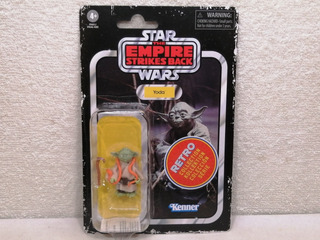 Star Wars Yoda Serie Esb Retro Collection