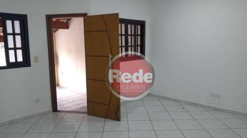 Imagem 1 de 8 de Casa À Venda, 65 M² Por R$ 255.000,00 - Residencial Ana Maria - São José Dos Campos/sp - Ca4370