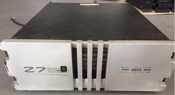 Amplificador De Potência Studio R Z7